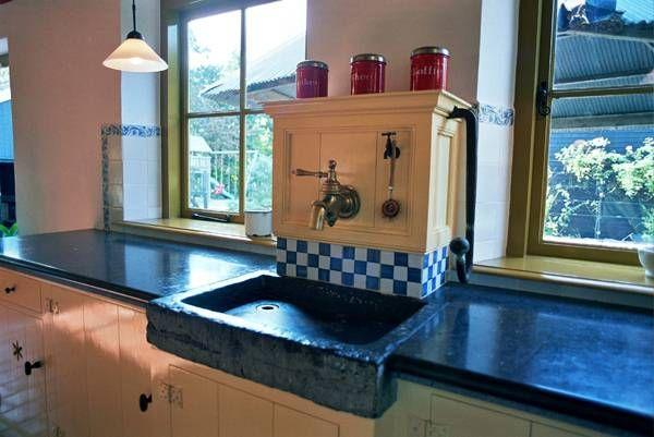 Afbeeldingsresultaat voor oude hollandse keuken keuken pinterest - Deco oude keuken ...