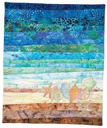 Beach Quilt Patterns & BEACH THEMED BABY QUILT PATTERNS   Sewing ... : ocean themed quilt patterns - Adamdwight.com