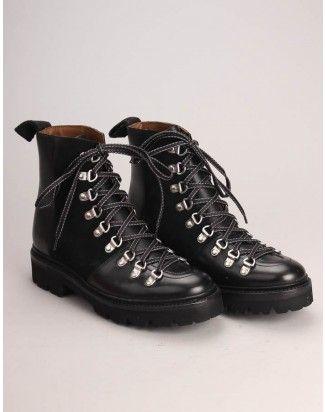 4fa4c0f706f Grenson Black Nanette Boots | Womens Autumn/Winter Essentials ...