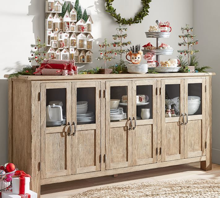 Pottery Barn Toscana Buffet Buffet and Products
