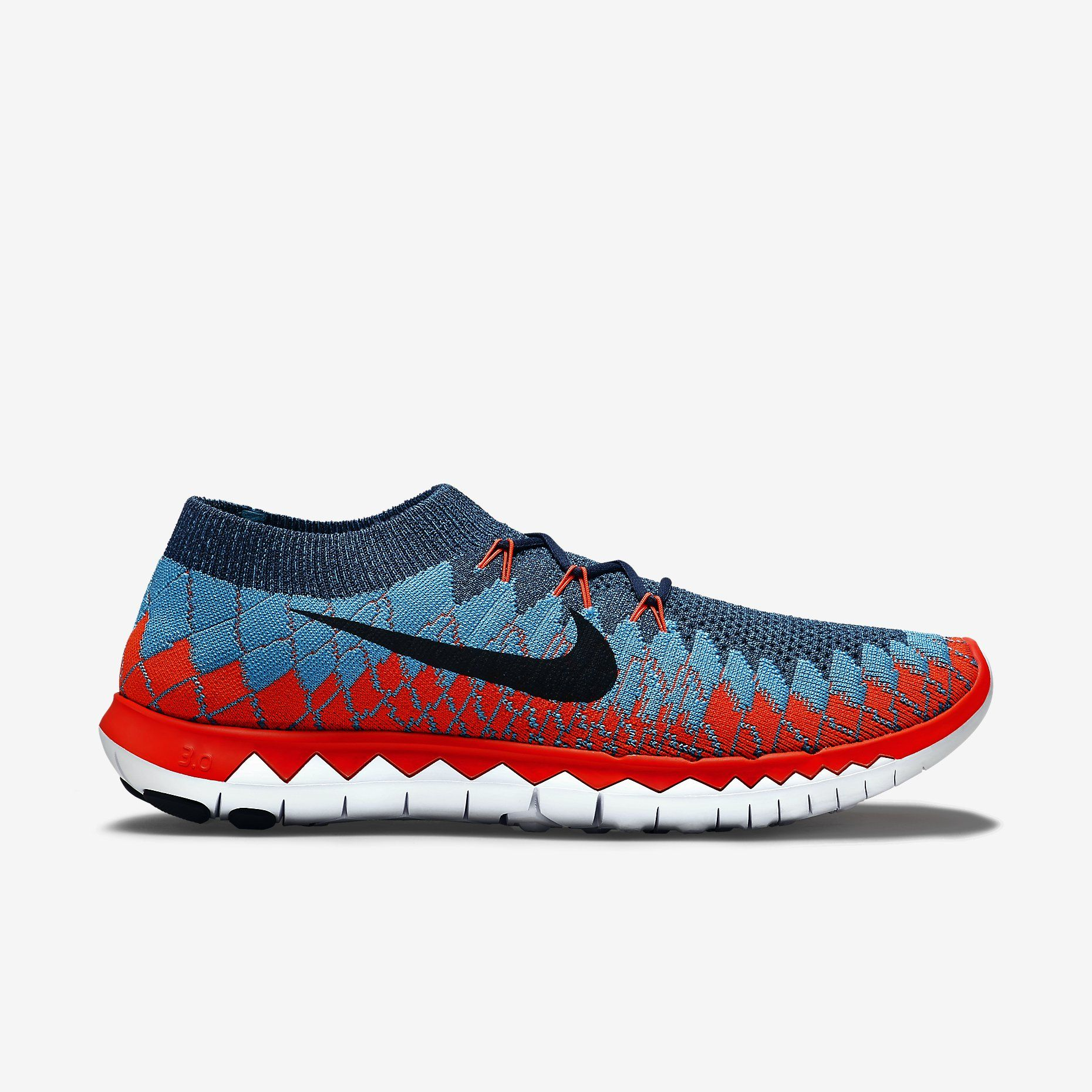 Nike Free 3.0 Flyknit Men's Running Shoe. Nike Store