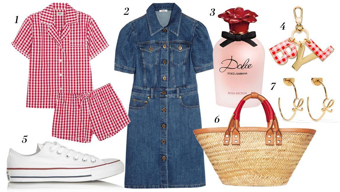 El estilo francés inspira las colecciones de este verano y las llena de accesorios como cestas de mimbre, flores y estampados para esos días de picnic...