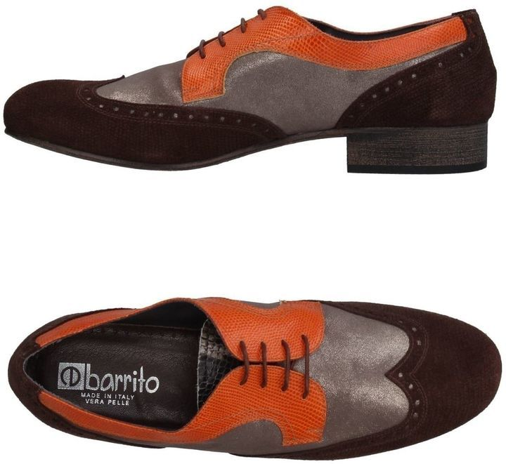 FOOTWEAR - Lace-up shoes Ebarrito bL1bXD