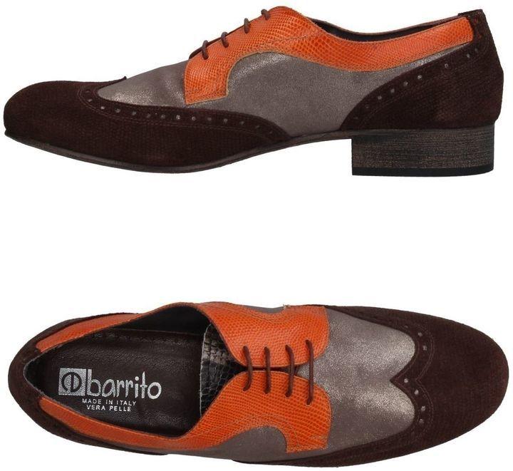 Chaussure À Lacets Ebarrito 3jPS2e
