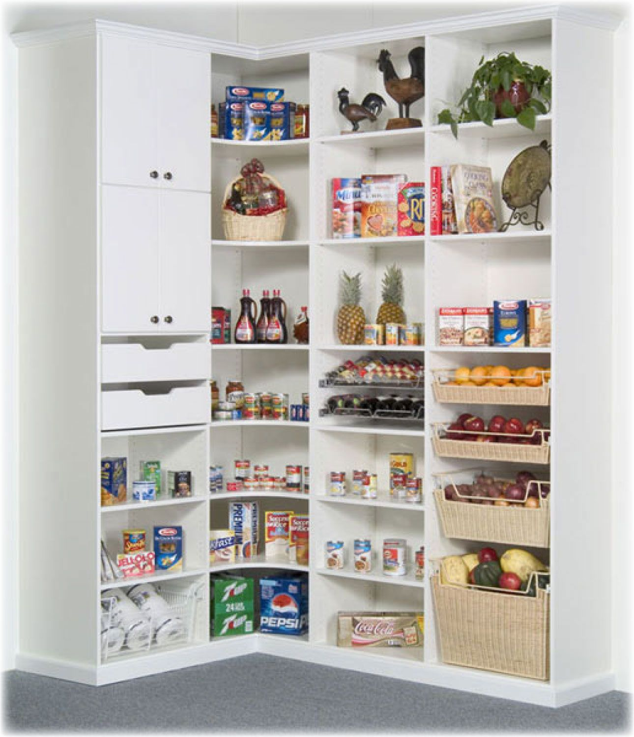 Pantry Organization Ideas Many Quality Accessories Kitchen And Pantry Organizers Various Drawer Kitchen Pantry Storage Pantry Laundry Room Kitchen Organization Pantry