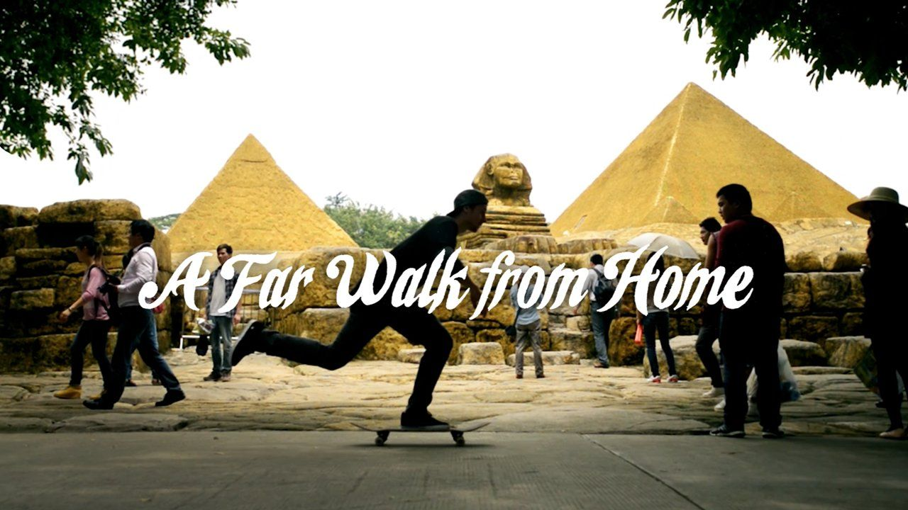 Visualtraveling - A Far Walk From Home - http://DAILYSKATETUBE.COM/visualtraveling-a-far-walk-from-home/ - http://vimeo.com/94920265 Walker Ryan has proven to the skate world that he'll walk far from home to discover some new terrain. During the production for this five minute part, he has crossed oceans and continents filming in Mexico, Cuba, Brazil, Azerbaijan, Japan, Taiwan, China, New Zealand, ... - from, home, Visualtraveling, walk