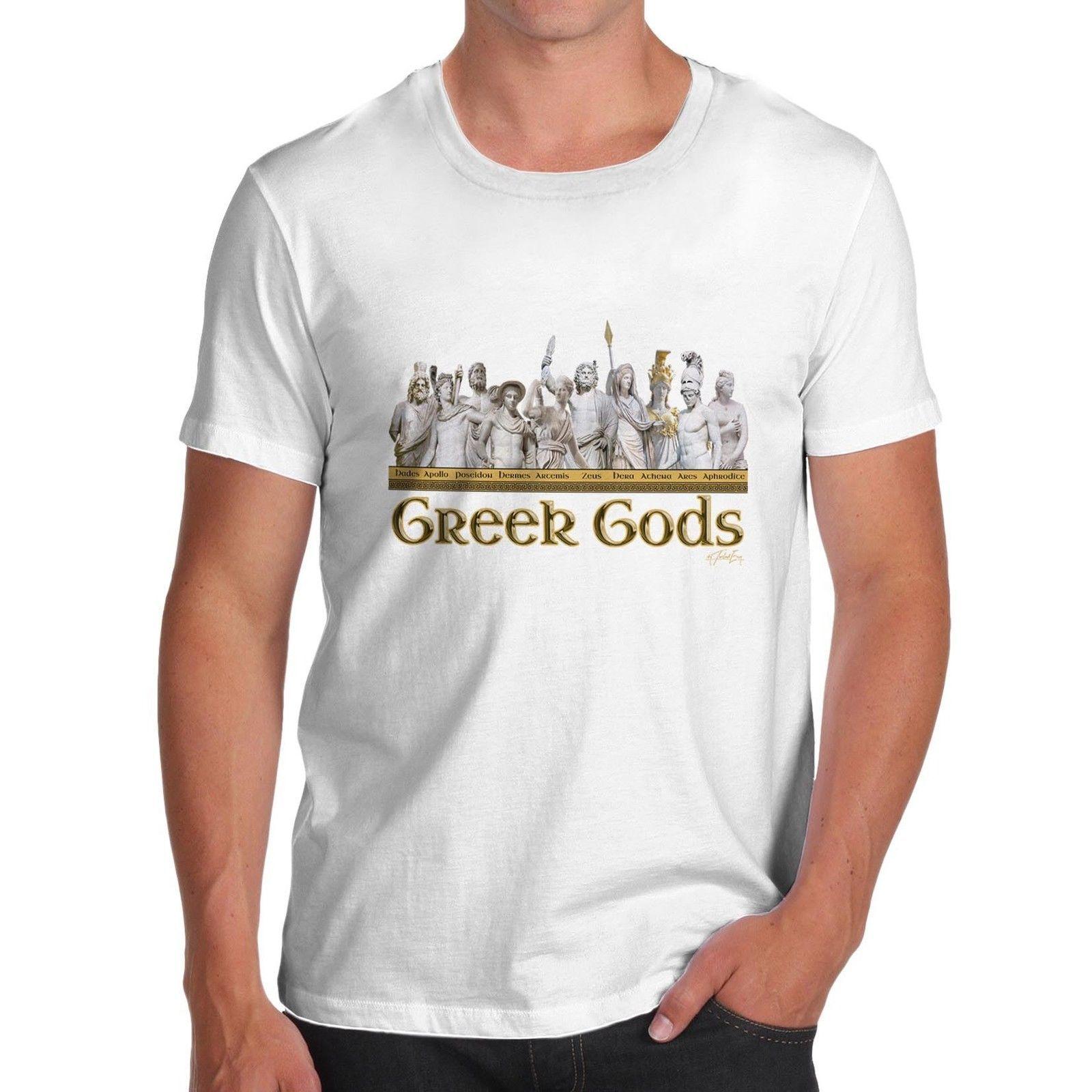 Greek Mythology T-Shirt, Poseidon Shirt, Mythology God, Printed T-Shirt, Designer T-Shirt, Gift Idea, Unisex Clothing, FREE SHIPPING
