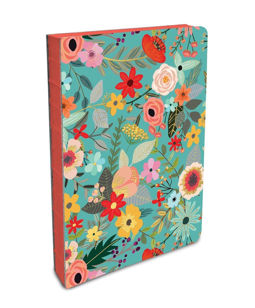 Amazon.com: Coptic-Bound Journal Secret Garden: Orange Circle Studio: Office Products