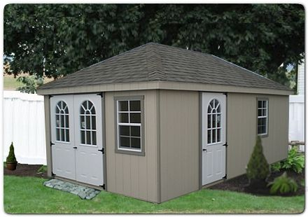 Hip Roof Shed With Images Hip Roof