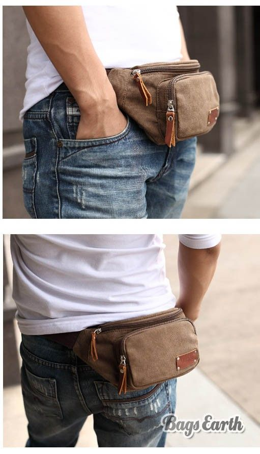 Creative Genuine Leather Messenger Bag Men Waist Bags Retro Cool Outdoor Phone Pouch Travel Leg Bag Zipper Vintage Male Waist Pack Novel Design; In