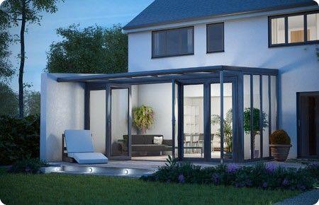 High Quality UPVC Veranda Glass Extensions | PVCu Veranda Glass Extension Designs |  Veranda Glass Extension Prices U0026