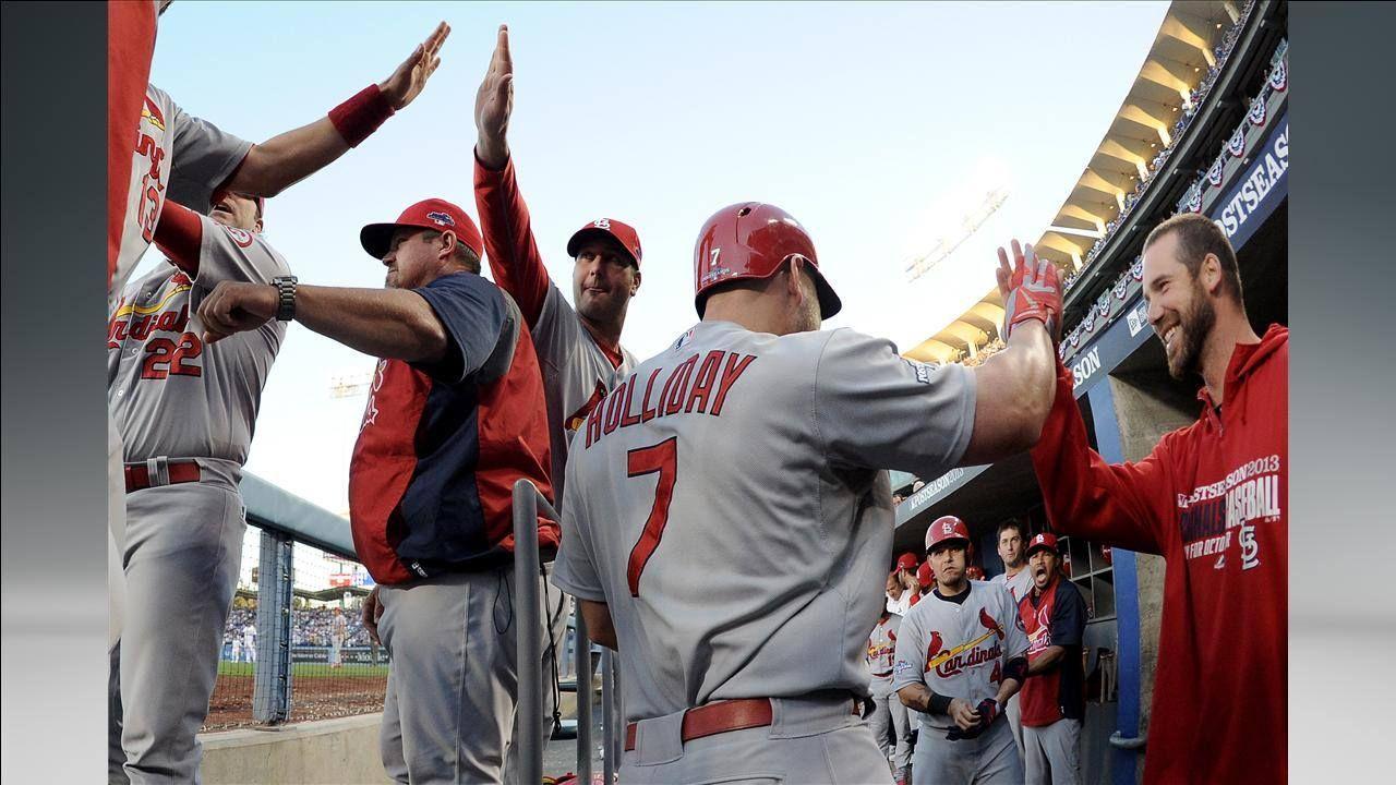 That's a winner!! Cardinals win, Stl cardinals, St louis