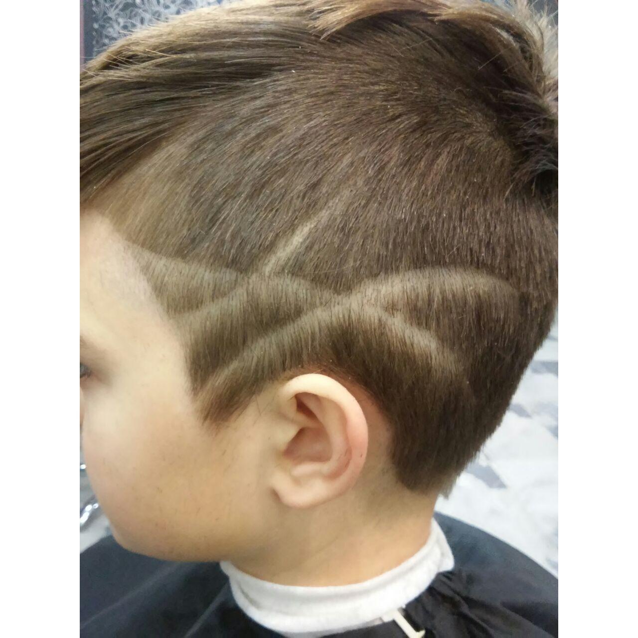 Detskie Strizhki Dlya Malchikov Ot 1 Goda Do 14 Let Kreativnye Detskie Strizhki Hairtattoo Hair Beauty Hair Designs Hair