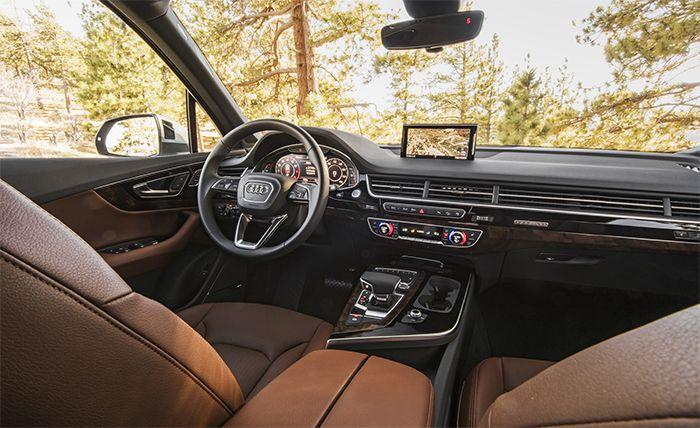 2018 Audi Q7 Changes Release Date Automotrends Audi Q7 Audi Cars