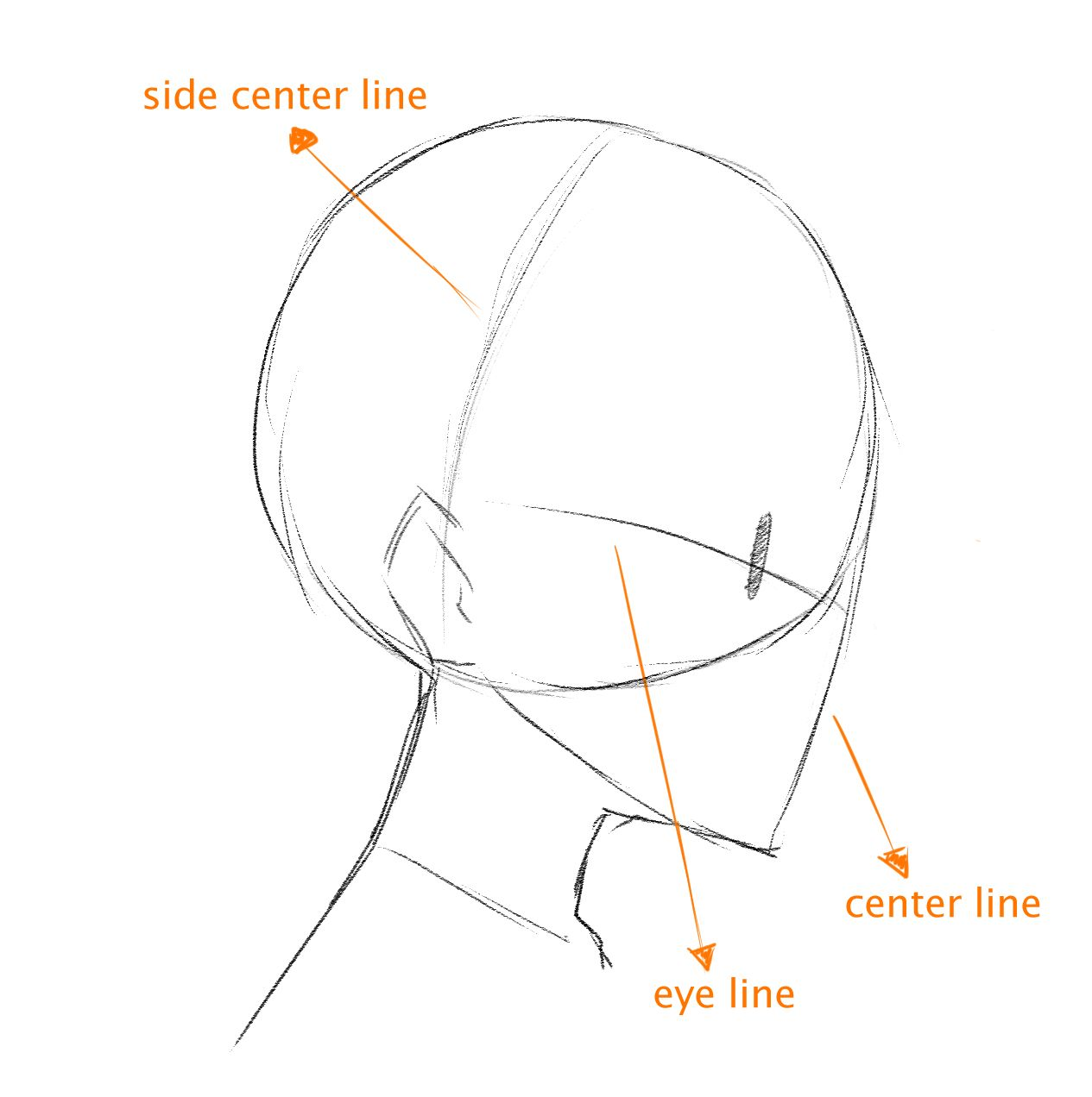 How To Draw Different Angles Of Face Art Reference Drawing Heads Manga Drawing