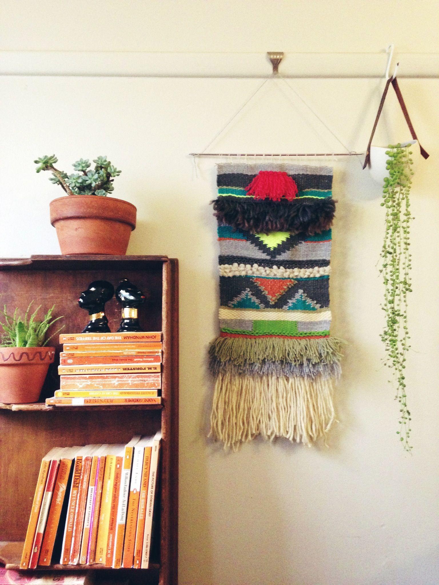 Weaving by Maryanne Moodie ✌
