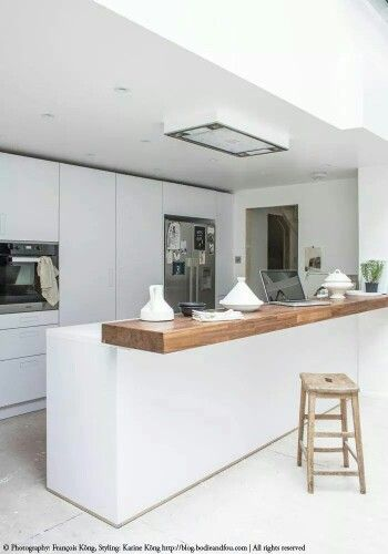Clean lines INTERIORS Pinterest Kitchens, Island design and