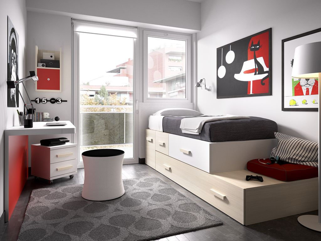 Comprar londres habitaci n juvenil dormitorios - Muebles habitacion juvenil ...