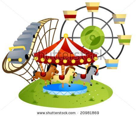 Amusement+Park+Themed+...