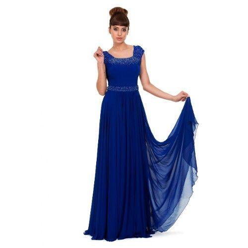 Abiyefon Uzun Saks Mavi Abiye Elbise F1567 399 90 Tl Ile N11 Com Da Abiyefon Abiye Elbise Fiyati Ve Ozellikleri Kadin Giyim Elbise The Dress Parti Elbisesi