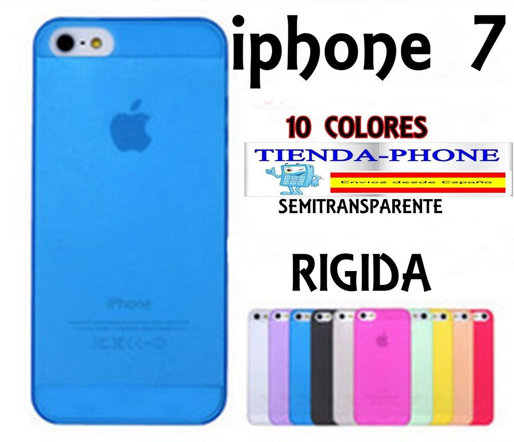 carcasa rigida iphone 7