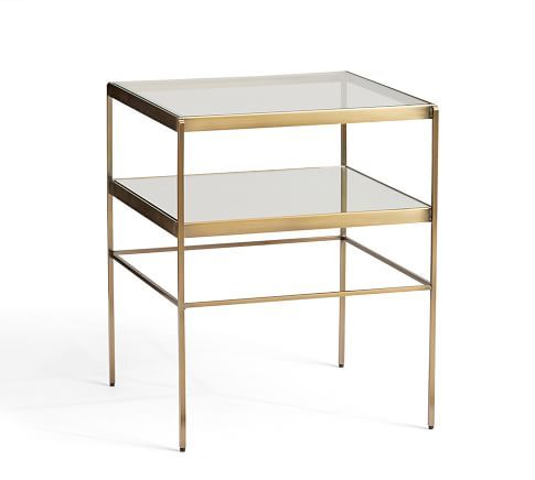 Leona Console Table Cube Table Coffee Table Coffee