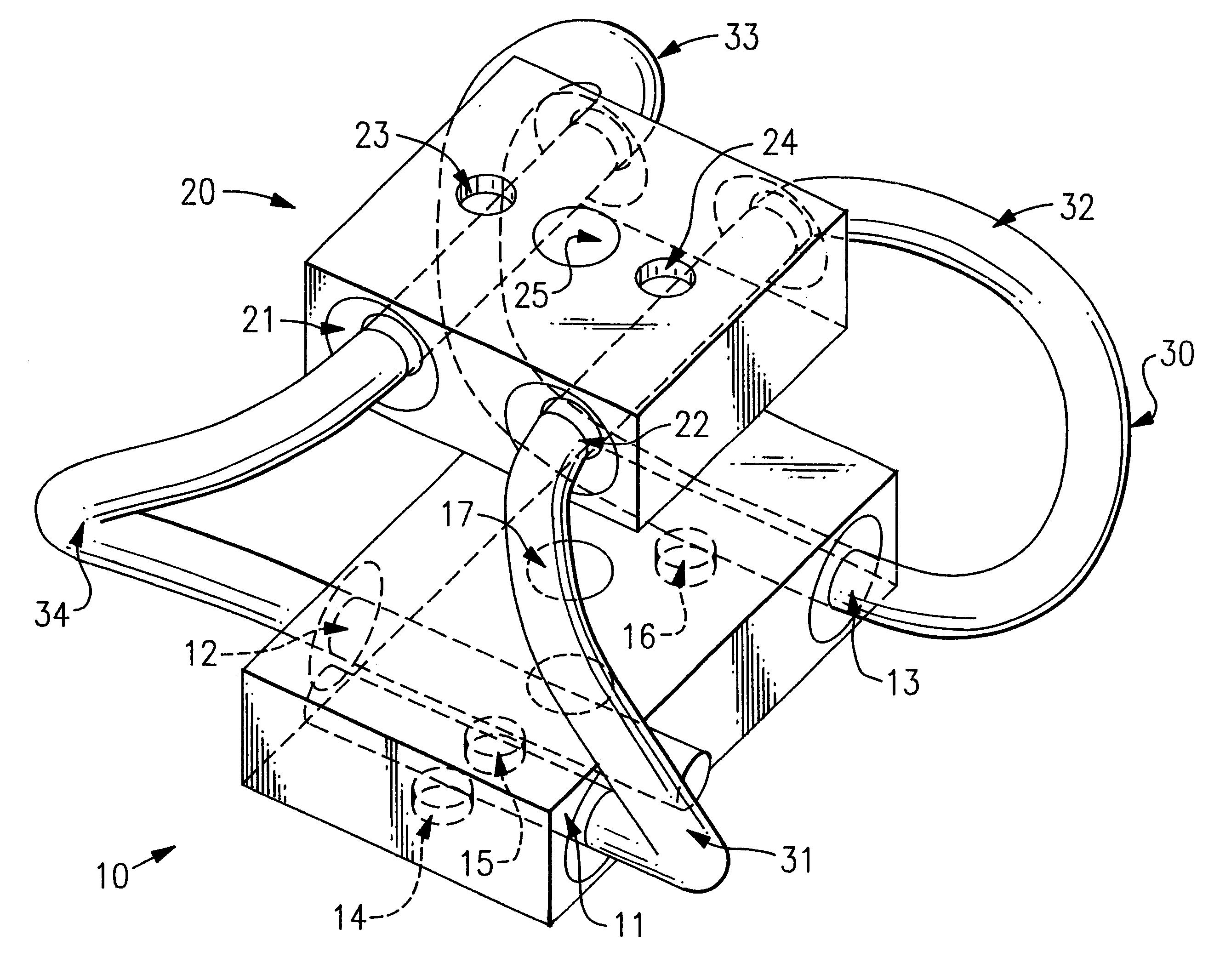 Patent US6290217 - Asymmetric wire rope isolator | Camera Gimbal ...