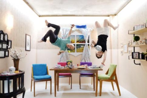 Harga Tiket Di Ruang Serba Terbalik Upside Down World Jogja Borobudur