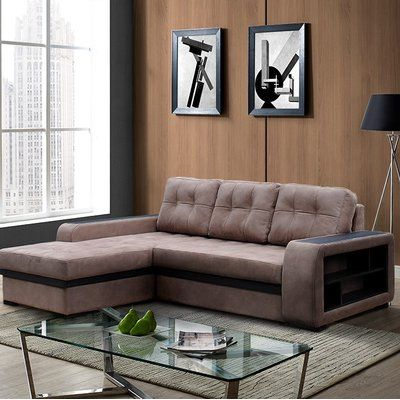 Surprising Latitude Run Martina Sleeper Sectional Products Caraccident5 Cool Chair Designs And Ideas Caraccident5Info