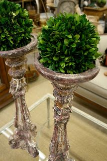 Preserved Boxwood Balls Are Here Finally Preserved Boxwood Boxwood Balls Boxwood Centerpiece