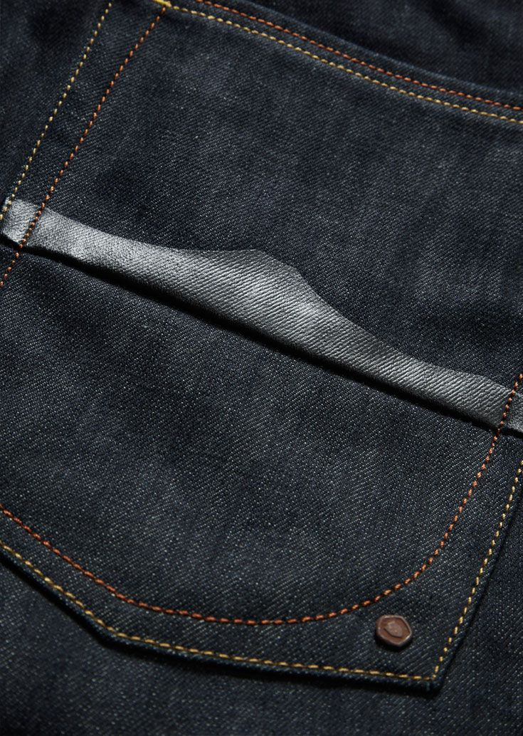 3c873578 The Moray Jean provides you with the premium experience. Every pair of  denims tells a