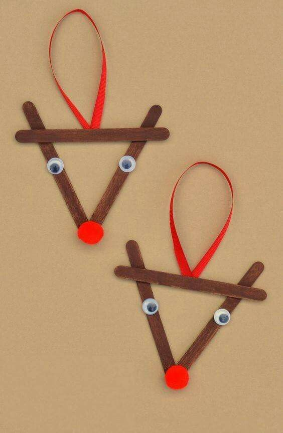 Pin by M Szabó on Ovis barkács | Pinterest | Christmas fun, Craft ...
