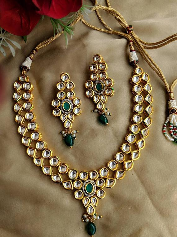 776baefe0fa9a Wedding collection,High quality Kundan jewelry,party wear ...