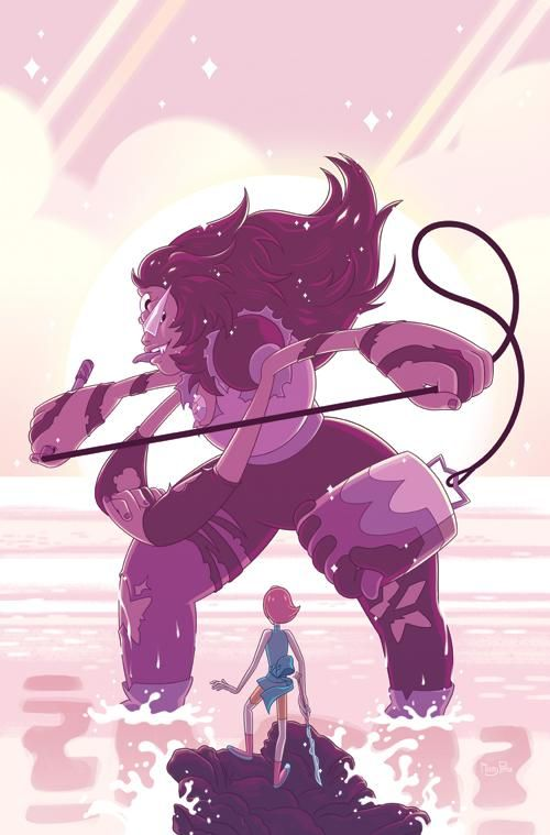 Steven Universe Issue 19 (A) Cover by missypena on DeviantArt