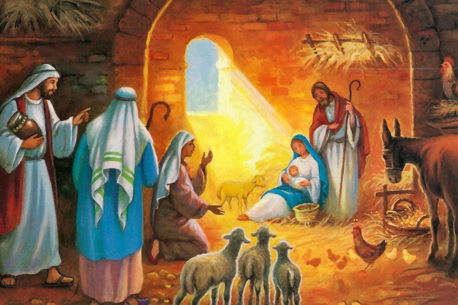 El Da De Navidad O Natividad Del Seor Navidad Y Das