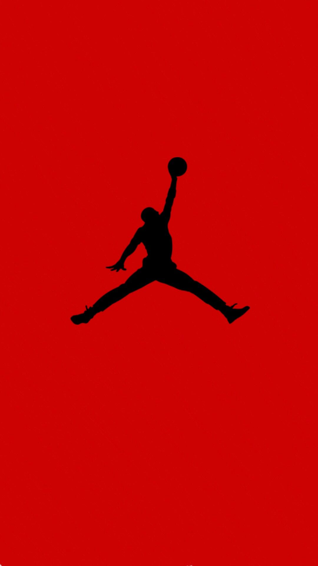 Air Jordan Logo Iphone Background Backgrounds For Iphone In 2019