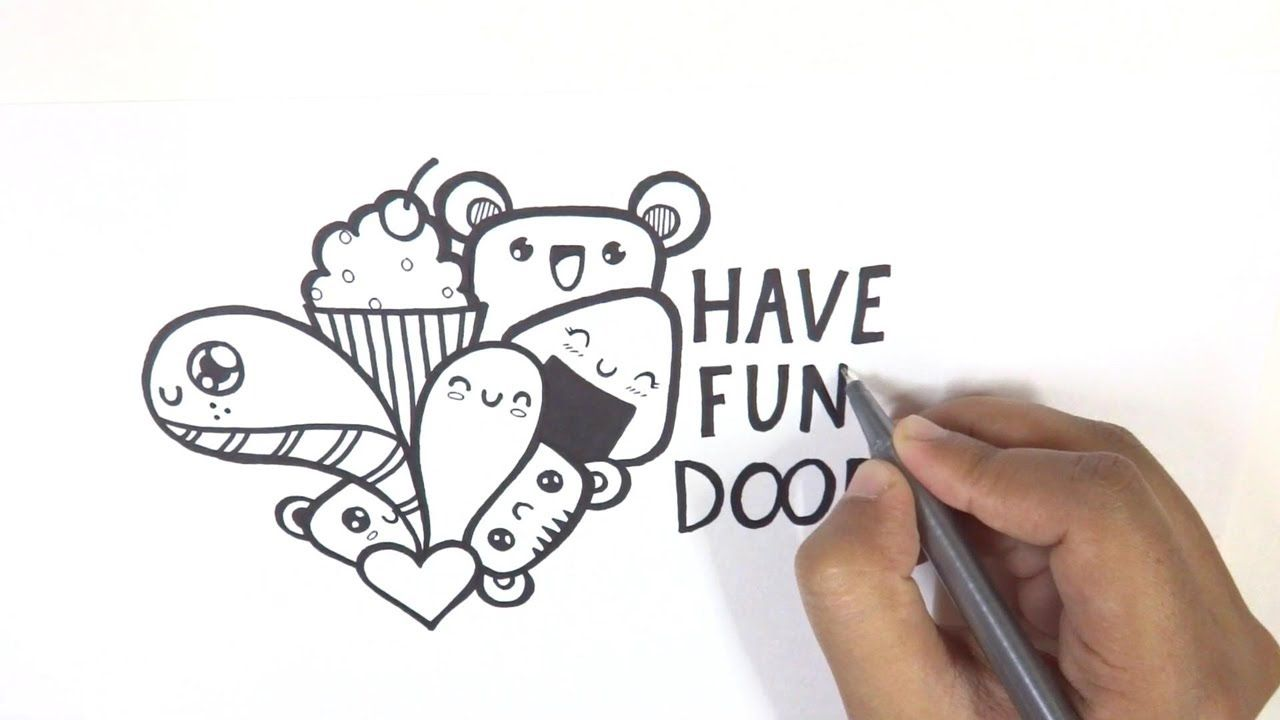 Pics for cute love doodles to draw for Love doodles to draw