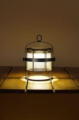 Lampe Solaire La Lampe Petite Led Sans Fil Structure Noire