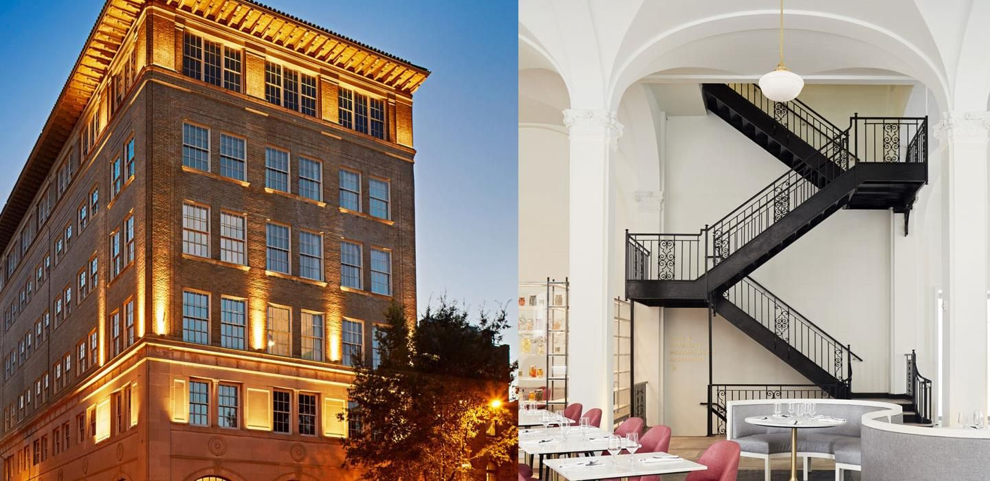Quirk Hotel Richmond Va Places Pinterest Virginia Commonwealth University And Packages