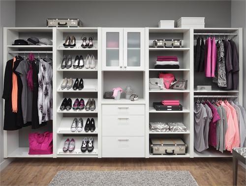 Gentil Home+depot+closet+systems   Contemporary Closet System From ORG
