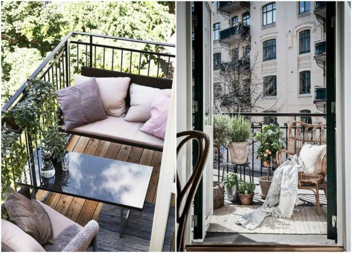 1001 ideen zum thema stilvollen kleinen balkon gestalten terrasse und balkon pinterest. Black Bedroom Furniture Sets. Home Design Ideas