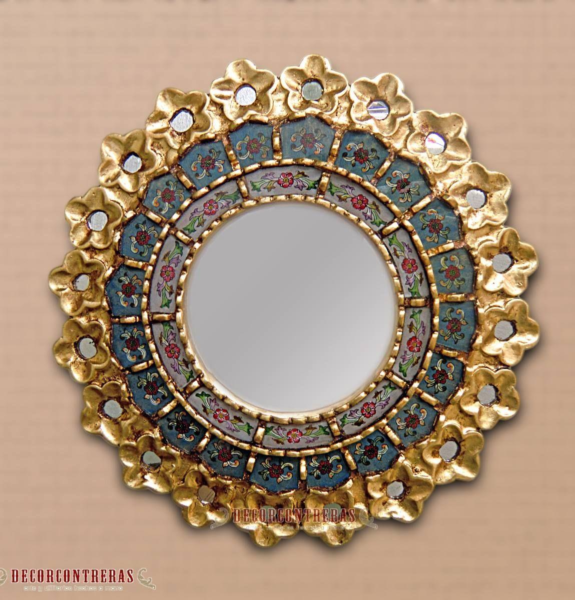 Espejos antiguos espejos decoracion espejos tallados car for Espejos tallados