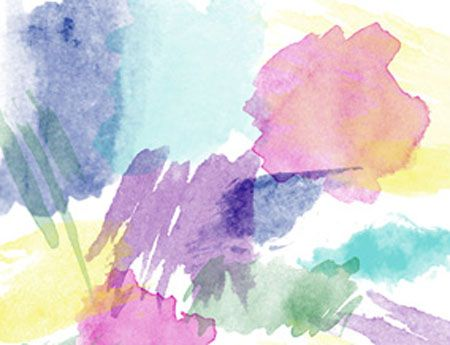 10 Sets Of Watercolour Brushes For Photoshop Photoshop Design