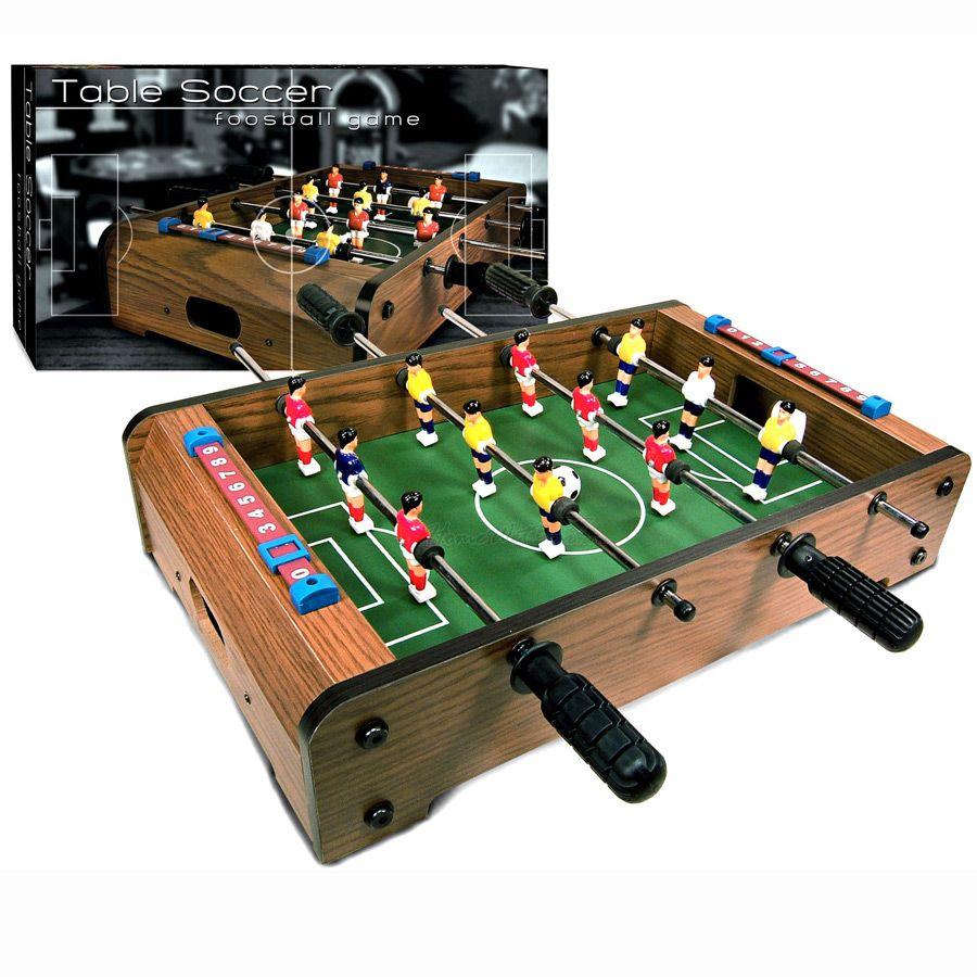 Tabletop Soccer Foosball Game $24.99