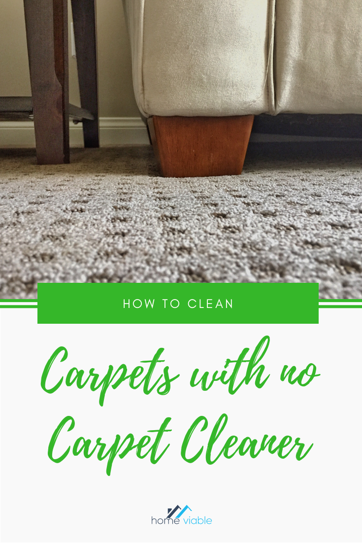 Learn How To Clean Your Carpets Without Bought Cleaners