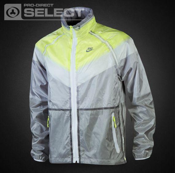 8c982fd3fe6c Nike Clothing - The Windrunner - Mens Clothing - Utility Blue-Canyon  Gold-White