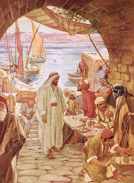 jesus and matthew - Google Search