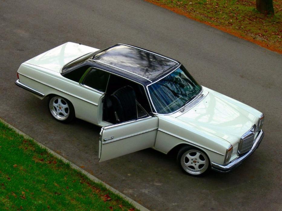 72 999 99 Zl Do Sprzedania Lub Zamiany Na Zasadach Allegro Przepiekny Zabytkowy Mercedes W114 Dwudrzwiowy Rzadko Spotykany Model Mercedes Benz Benz Mercedes