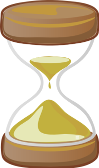 time limit hourglass