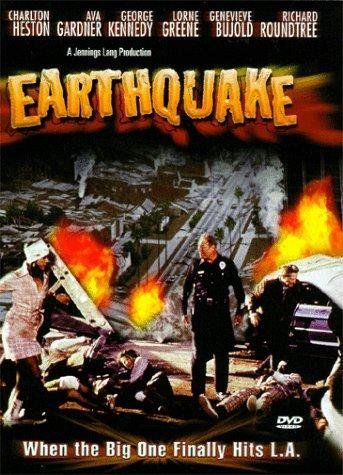 Earthquake 1974 Earthquake Movie Earthquake Movies